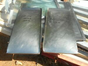 Henny Penny Scr 8 Rotisserie Oven Drip Trays
