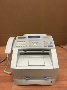 Brother 4750e Intellifax 4750e High performance Business class Laser Fax Working