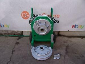 Greenlee 555 Pipe Bender 1 2 To 2 Inch With Rigid Shoes 1818 855 7 19 1