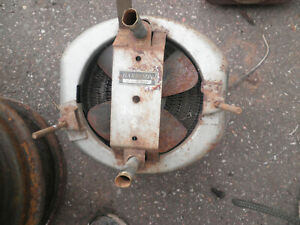 Willys Overland Truck Jeep Harrison Heater Core Curved Blower Motor