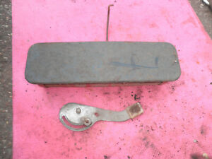 Willys Jeep Overland Truck Fresh Air Vent Assembly 1950 s