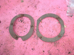 Willys Jeep Overland Truck 2 Shifter Seal Base Rings 1950 s