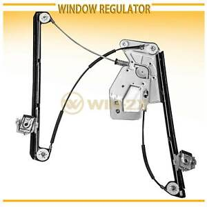 1pc Front Left Power Regulator Window W O Motor Fit 97 03 Bmw E39 5 Series M5