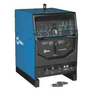 Miller Electric 907195 Tig Welder Syncrowave 250 Dx Series 220 To 575vac