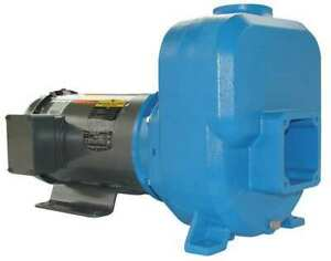 Goulds Water Technology 50sph10 Centrifugal Pump self Priming 5 Hp