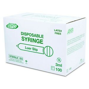 3 Cc Syringes In Stock | JM Builder Supply and Equipment Resources
