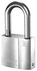 Abloy Pl341 50b kd Keyed Padlock different 2 15 64 w