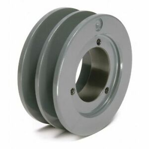 Tb Wood s 5v4652 1 2 To 1 15 16 Quick Detachable Bushed Bore 2 Groove 4 65 Od