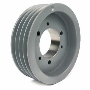 Tb Wood s 5v754 1 2 To 2 15 16 Quick Detachable Bushed Bore 4 Groove 7 50 Od
