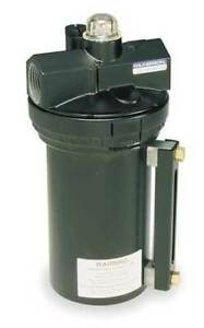Wilkerson L30 08 g00 Air Line Lubricator 1 In 374 Cfm 200 Psi