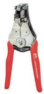 Ideal 45 173 Stripmaster Wire Stripper 14 To 10 Awg 6 1 2 In