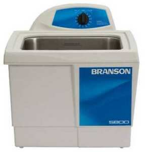 Branson Cpx 952 516r Ultrasonic Cleaner m 2 5 Gal 60 Min