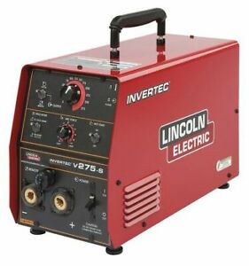 Lincoln Electric K2269 1 Multiprocess Welder Invertec Series 28 31v