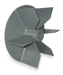Dayton 2zb43 Replacement Blower wheel