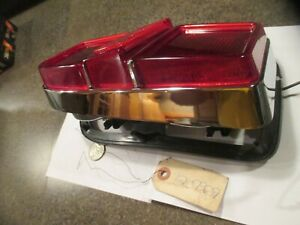 Nos Altissimo 225015 Fiat 4269309 4302661 L h Rear Tail Lamp Assembly 128 3p wag