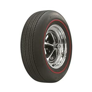 Coker Tire 62690 Firestone Wide Oval Redline Tire Gr70 15