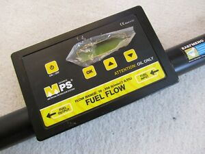 Metricon Digital Systems Gas fuel Mps Flow Meter Temperature Air Water Content
