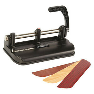 Swingline A7074350f Three hole Paper Punch 9 32 In