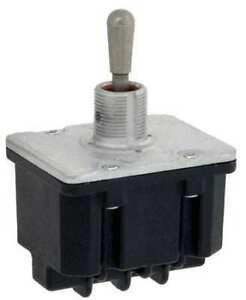 Honeywell 4tl1 5 Toggle Switch on off on 4pdt 10a 277v Screw Terminals