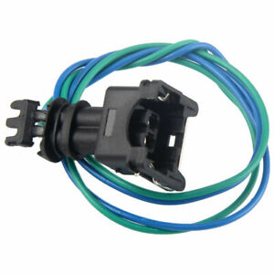 2 X Fuel Pump Plug Wire Harness Connector Fit For Webasto Eberspacher Heater Us