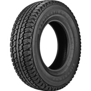 1 New Firestone Destination A T 265x75r16 Tires 2657516 265 75 16