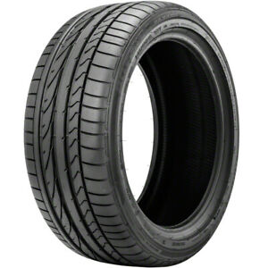 1 New Bridgestone Potenza Re050a 205 45r17 Tires 2054517 205 45 17