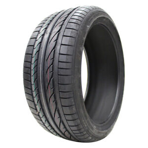 1 New Bridgestone Potenza Re050a Rft moe ii 255 40r17 Tires 2554017 255 40 17