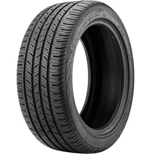 1 New Continental Contiprocontact P225 55r17 Tires 2255517 225 55 17