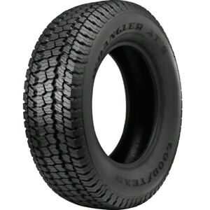 2 New Goodyear Wrangler At s P265 70r17 Tires 2657017 265 70 17
