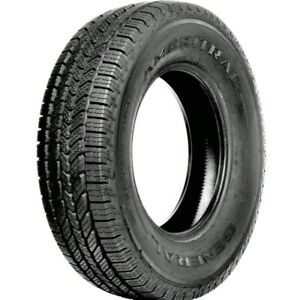 4 New General Ameritrac Lt235x80r17 Tires 2358017 235 80 17