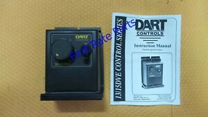 Dart Controls 15dve Variable Speed Control Motor Dc Adjustable Controller Vdc 90