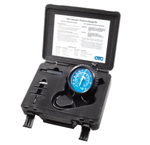 Otc 5613 Vacuum Pressure Gauge Kit Ideal For Testing Vacuum Lines And Components
