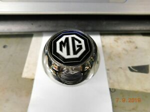 Nos Amco Blem Mg Emblem Shift Knob Shifter Ball 5 16 X 24 Threads Vintage