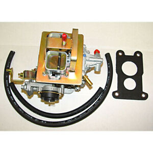 Omix Ada 17702 02 Weber Carburetor 83 86 Jeep Cj Models