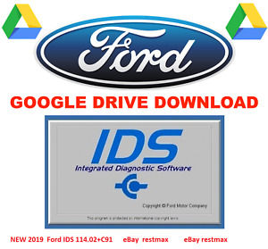 New Ford Ids 114 02 Calibration 91 Native Installation 2019 Latest 7 8 2019