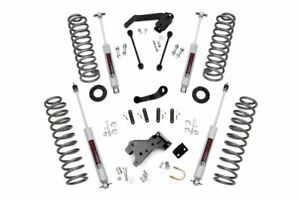 Rough Country 4 Lift Kit fits 2007 2018 Jeep Wrangler Jk 4dr N3 Shocks
