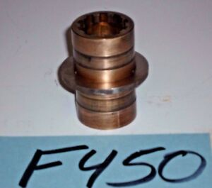 Used Sprite Midget 948cc 9c Smooth Case Gearbox 2nd 3rd Gear Bushings F450