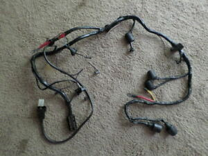 Engine Harness 1972 1973 Porsche 911 T e s Carrera 2 7 Sportomatic