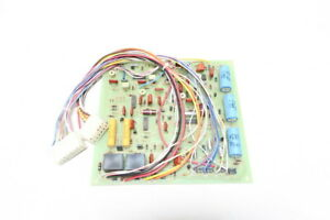 Brown Boveri 395135 Voltage And Current Regulator Pcb Circuit Board