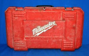 Milwaukee 1107 1 Electric 1 2 Right Angle Drill Driver