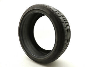 One 245 40 R19 98y 245 40 19 Inch Tire Bridgestone Potenza S001 Used 7 32 906a