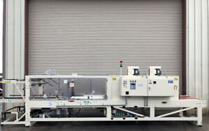 Arpac 60tw 36 High Speed Continuous Motion Tray Shrink Wrapper