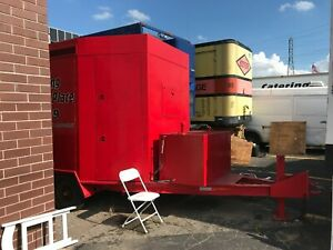 Custom 250kw Generator With Tri Axle Trailer All Offers Accepted