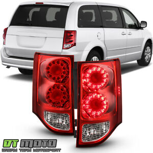 2011 2019 Dodge Grand Caravan Led Tail Lights Brake Lamps Replacement Left right
