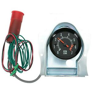 Shiftworks S513 Clock To Tachometer Conversion 1969 Chevelle