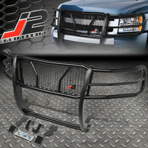 J2 For 07 13 Chevy Silverado 1500 Front Bumper Grille Honeycomb Mesh Brush Guard