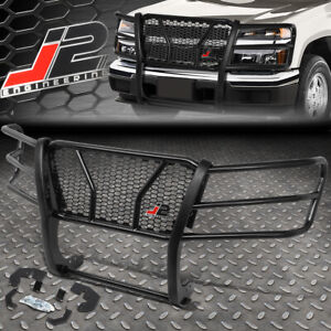 J2 For 04 14 Chevy Colorado Front Bumper Grille Grill Moneycomb Mesh Brush Guard