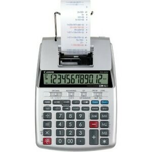Canon 2279c001 Business Tax Paper Roll Printing Ac Adapter Calculator