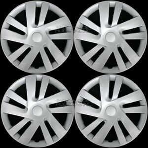 4 Fit 2013 2020 Nissan Nv200 Cargo Van 15 Wheel Covers Hub Caps Full Rim Hubs