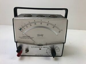 Triplet Model 835 Milliammeter ammeter